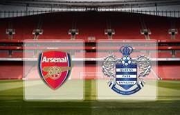 Arsenal – QPR (00h30, 27/12): Hướng về top 4
