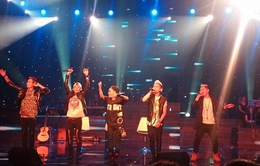 Liveshow Bài hát Việt tháng 10 thay đổi lịch phát sóng