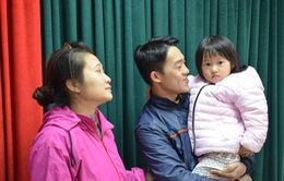 Bé 4 tuổi ở HN bị bắt cóc đã được trao trả cho gia đình