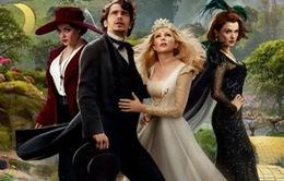 Phim hay Star Movies 18/9: Lạc vào xứ sở Oz vĩ đại và quyền năng