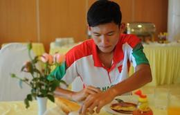 U19 Việt Nam vẫn ngây ngất men say chiến thắng