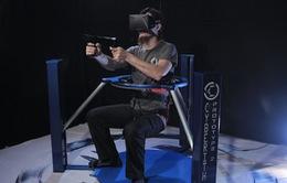 """Cyberith Virtualizer - Trải nghiệm game """"siêu thực"""""""