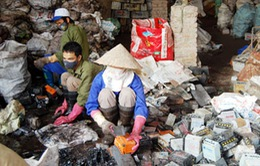 Hưng Yên: 300 trẻ bị phơi nhiễm chì