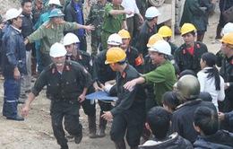 Nhìn lại hơn 80 giờ giải cứu nạn nhân vụ sập hầm thủy điện Đạ Dâng