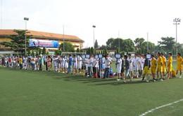 Khai mạc Giải bóng đá Cúp Thăng Long TLE lần thứ 5