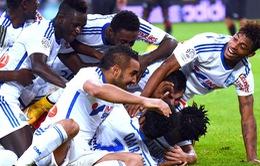 Bị Marseille bỏ xa, PSG mất luôn ngôi nhì bảng
