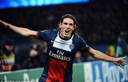 Tin chuyển nhượng 24/12: PSG sẵn sàng bán Cavani cho Arsenal