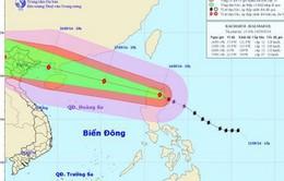 Bão Kalmaegi đã đổ bộ vào Philippines, tiếp tục di chuyển nhanh