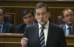 """Thủ tướng Tây Ban Nha: Động thái đòi độc lập là """"một quả ngư lôi ngầm dưới nước"""""""