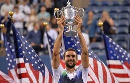 Hạ Nishikori, Cilic vô địch US Open 2014