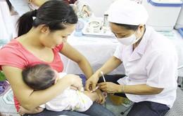 2.306 trẻ tại Phú Yên được tiêm miễn phí vaccine sởi – rubella
