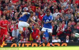 Liverpool 1-1 Everton: Bất phân thắng bại