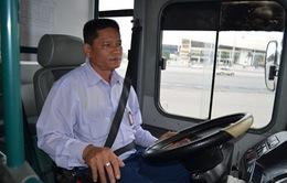 Tài xế xe buýt được vinh danh công dân Thủ đô ưu tú 2014