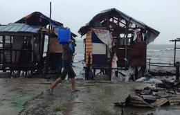 Người dân Manila và ý thức phòng chống bão