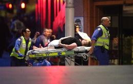 Cảnh sát nổ súng tấn công quán cafe giải cứu con tin