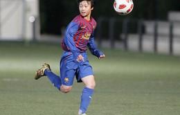U19 Hàn Quốc: Paik Seung Ho giống Xavi, Iniesta hơn là Messi