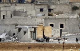 Lực lượng IS rút lui tại nhiều vị trí ở Kobani