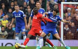 """Liverpool 1-2 Chelsea: Cáo già """"ăn thịt"""" cừu non"""