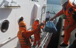 Điều thêm tàu tìm 8 thuyền viên tàu Phúc Xuân 68 mất tích