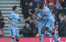Southampton 0-3 Man City: Giải mã hiện tượng