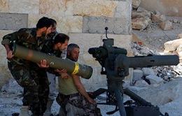 Hạ viện Mỹ thông qua việc vũ trang cho quân nổi dậy ở Syria