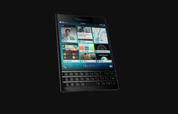 BlackBerry Passport chính thức ra mắt ấn tượng