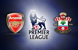 Arsenal – Southampton: Pháo lại rền vang? (2h45', 4/12, Bóng đá TV)