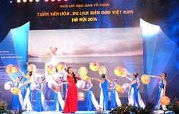 Khai mạc Tuần văn hóa - du lịch biển đảo Việt Nam