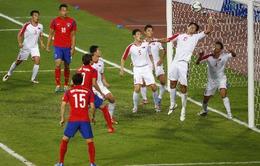 Thắng nghẹt thở Triều Tiên, Hàn Quốc đăng quang tại ASIAD 17