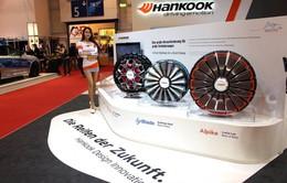 Hankook Tire ra mắt thiết kế lốp xe thông minh