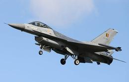 Máy bay chiến đấu của Bỉ lên đường không kích IS tại Iraq