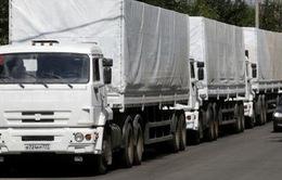 Nga chuẩn bị gửi hàng viện trợ tới Ukraine