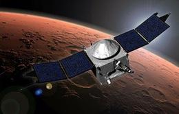 Tàu thăm dò của NASA đi vào quỹ đạo sao Hỏa