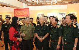 Triển lãm về cuộc đời, sự nghiệp của Đại tướng Lê Trọng Tấn