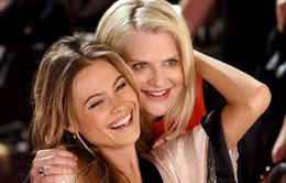 Victoria's Secret Show 2014: Các thiên thần nhí nhố tại hậu trường