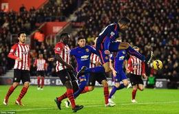 Đại chiến Southampton - Man Utd qua ảnh