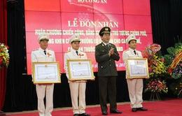 Xây dựng lực lượng cảnh sát giao thông đường thủy vững mạnh