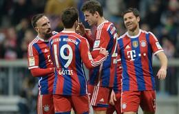 Mainz - Bayern Munich: Trên con đường phá vỡ mọi kỷ lục