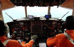 Máy bay AirAsia mất tích: Tìm thấy vật thể lạ ngoài biển nghi của QZ8501
