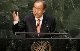 LHQ thúc giục các nước kí Hiệp ước cấm thử hạt nhân