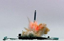 Nga phóng thử tên lửa đạn đạo liên lục địa từ tàu ngầm