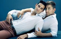 Thành viên đồng tính nhóm 'N Sync đã kết hôn với bạn trai