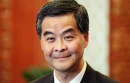 Trưởng Đặc khu hành chính Hong Kong tuyên bố không từ chức