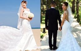 Hoa đán TVB Trần Mẫn Chi âm thầm tổ chức đám cưới tại Bali