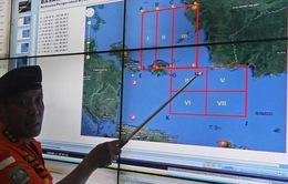 Máy bay Airasia mất tích: Chia thành 7 khu vực tìm kiếm