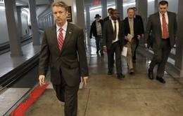 Thượng viện Mỹ gia hạn quyền chi tiêu cho Chính phủ