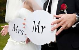 """Số người Mỹ nói """"không"""" với đám cưới ngày càng đông"""