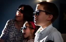 Có nên cho trẻ dưới 6 tuổi xem hình ảnh 3D?