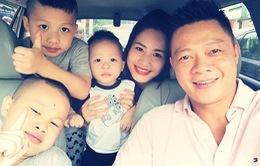 """MC Trần Quang Minh: """"Khi về nhà, tôi ít nói hơn"""""""