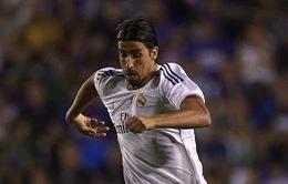 Khedira phớt lờ Man Utd, quyết bám trụ tại Real